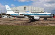 Condor A320 in retro livery title=