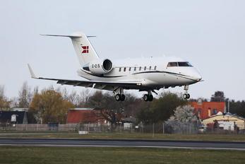 C-215 - Denmark - Air Force Canadair CL-600 Challenger 601