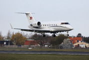 C-215 - Denmark - Air Force Canadair CL-600 Challenger 601 aircraft