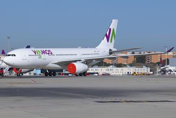 EC-NBN - Wamos Air Airbus A330-200