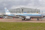 D-AICH - Condor Airbus A320 aircraft