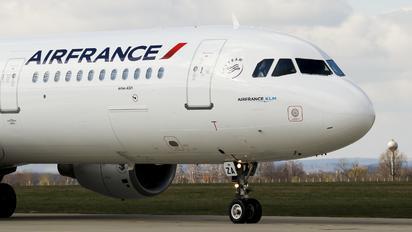 F-GMZA - Air France Airbus A321