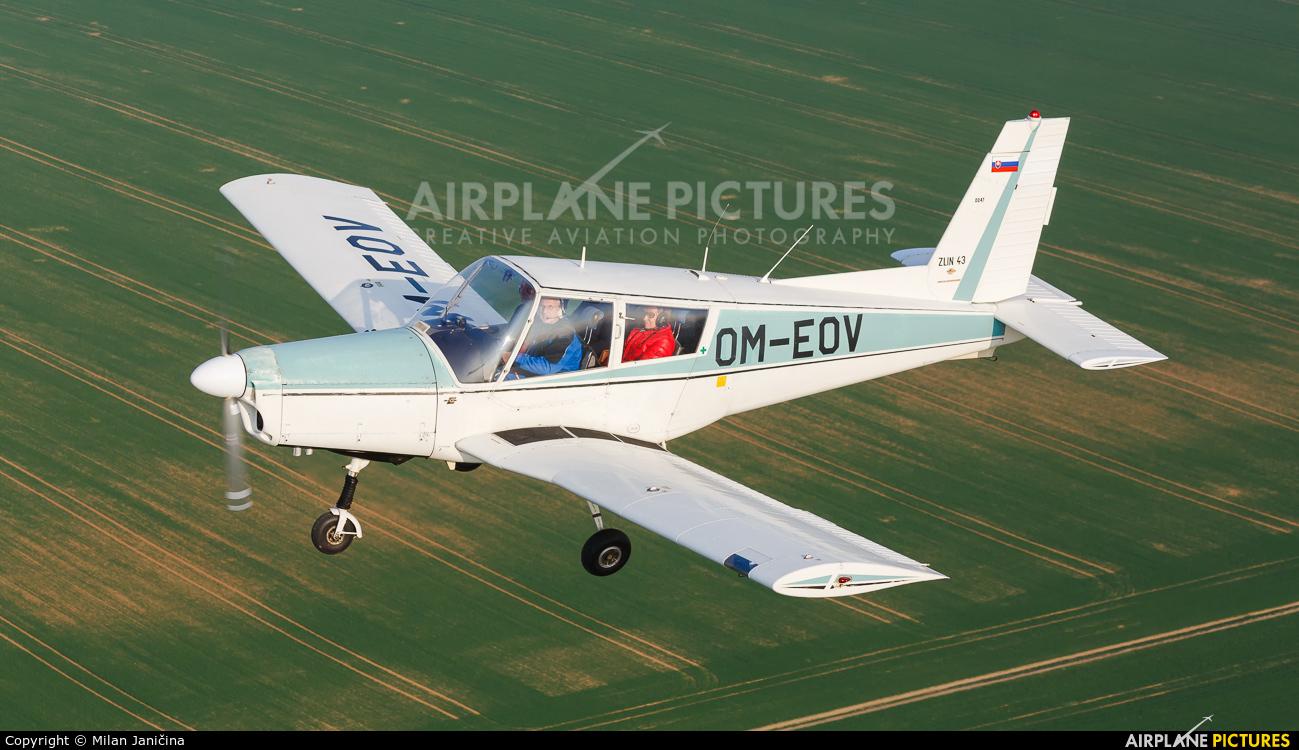 Aeroklub Trnava OM-EOV aircraft at In Flight - Slovakia