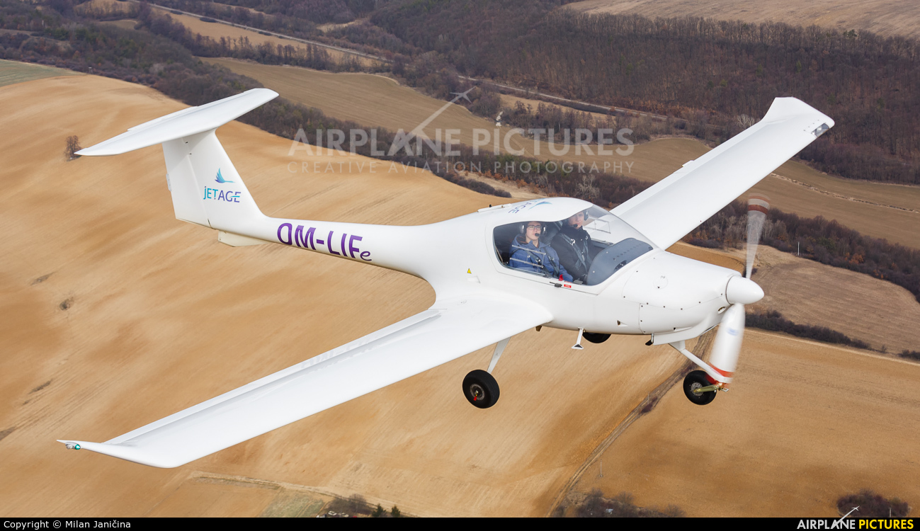 JetAge OM-LIF aircraft at In Flight - Slovakia