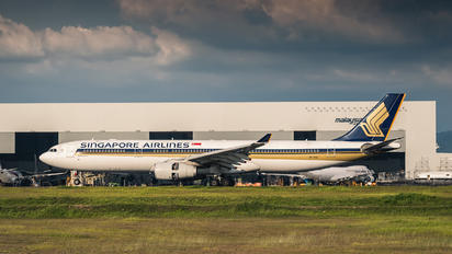 9V-STU - Singapore Airlines Airbus A330-300