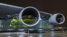 D-AIME - Lufthansa Airbus A380 aircraft
