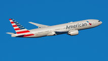 N754AN - American Airlines Boeing 777-200ER aircraft