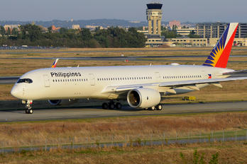 RP-C3504 - Philippines Airlines Airbus A350-900