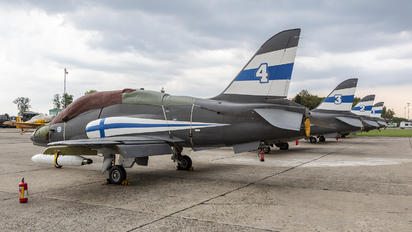 HW-353 - Finland - Air Force British Aerospace Hawk 51