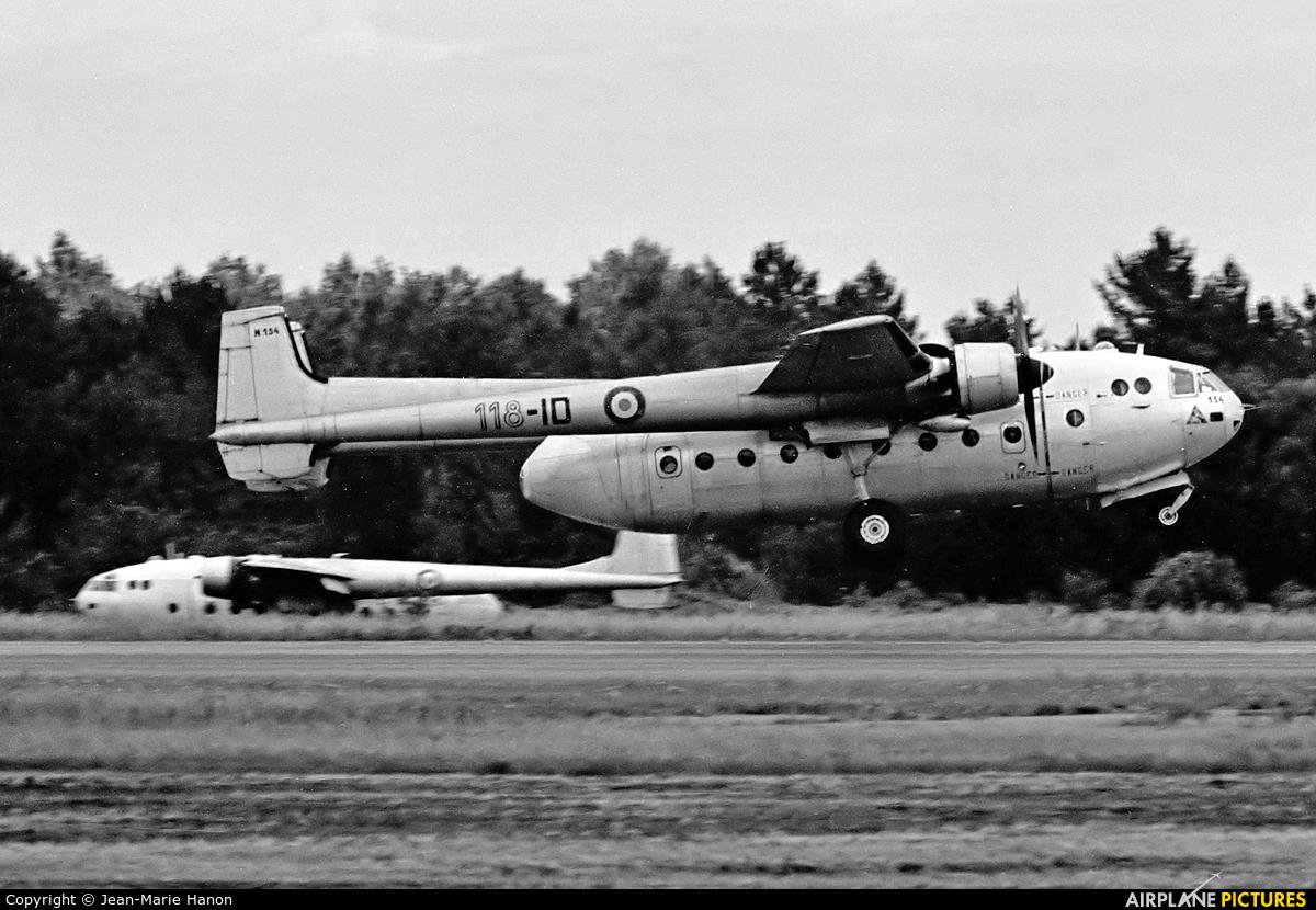 France - Air Force 154 aircraft at Mont de Marsan