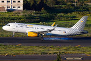 EC-MES - Vueling Airlines Airbus A320 aircraft