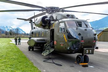 84+31 - Germany - Air Force Sikorsky CH-53GS Sea Stallion