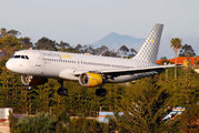EC-LAB - Vueling Airlines Airbus A320 aircraft