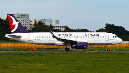 B-MCH - Air Macau Airbus A320