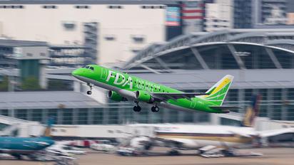 JA08FJ - Fuji Dream Airlines Embraer ERJ-175 (170-200)