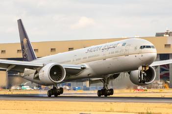 HZ-AK21 - Saudi Arabian Airlines Boeing 777-300ER