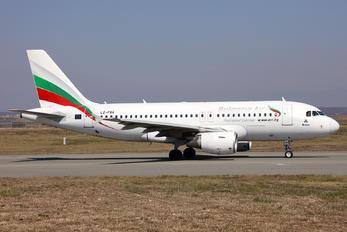 LZ-FBA - Bulgaria Air Airbus A319