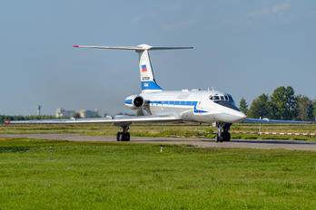 RF-93949 - Russia - Air Force Tupolev Tu-134UBL