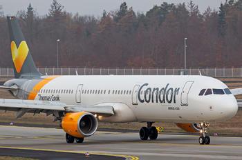 D-AIAD - Condor Airbus A321
