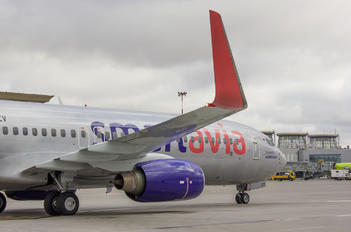 VP-BEV - Smartavia Boeing 737-800