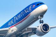 F-OMUA - Air Tahiti Nui Boeing 787-9 Dreamliner aircraft