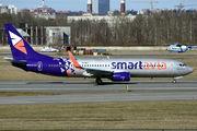 VP-BEV - Smartavia Boeing 737-800 aircraft