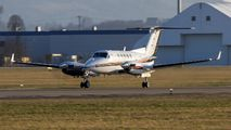 D-IBTA - Brose Beechcraft 200 King Air aircraft