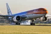 #2 KLM Boeing 777-300ER PH-BVA taken by Patryk Harmaciński