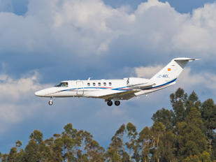 EC-NCL - Private Cessna 525C Citation CJ4