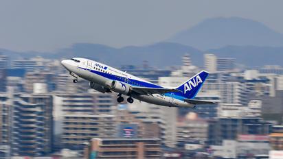 JA8595 - ANA Wings Boeing 737-500