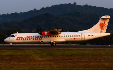 9M-LMJ - Malindo Air ATR 72 (all models)