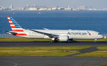 N839AA - American Airlines Boeing 787-9 Dreamliner