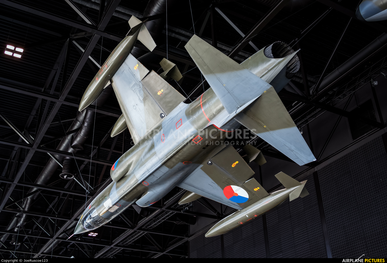 Netherlands - Air Force D-8022 aircraft at Soesterberg - Nationaal Militair Museum