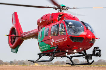 G-WROL - Wales Air Ambulance Airbus Helicopters H145
