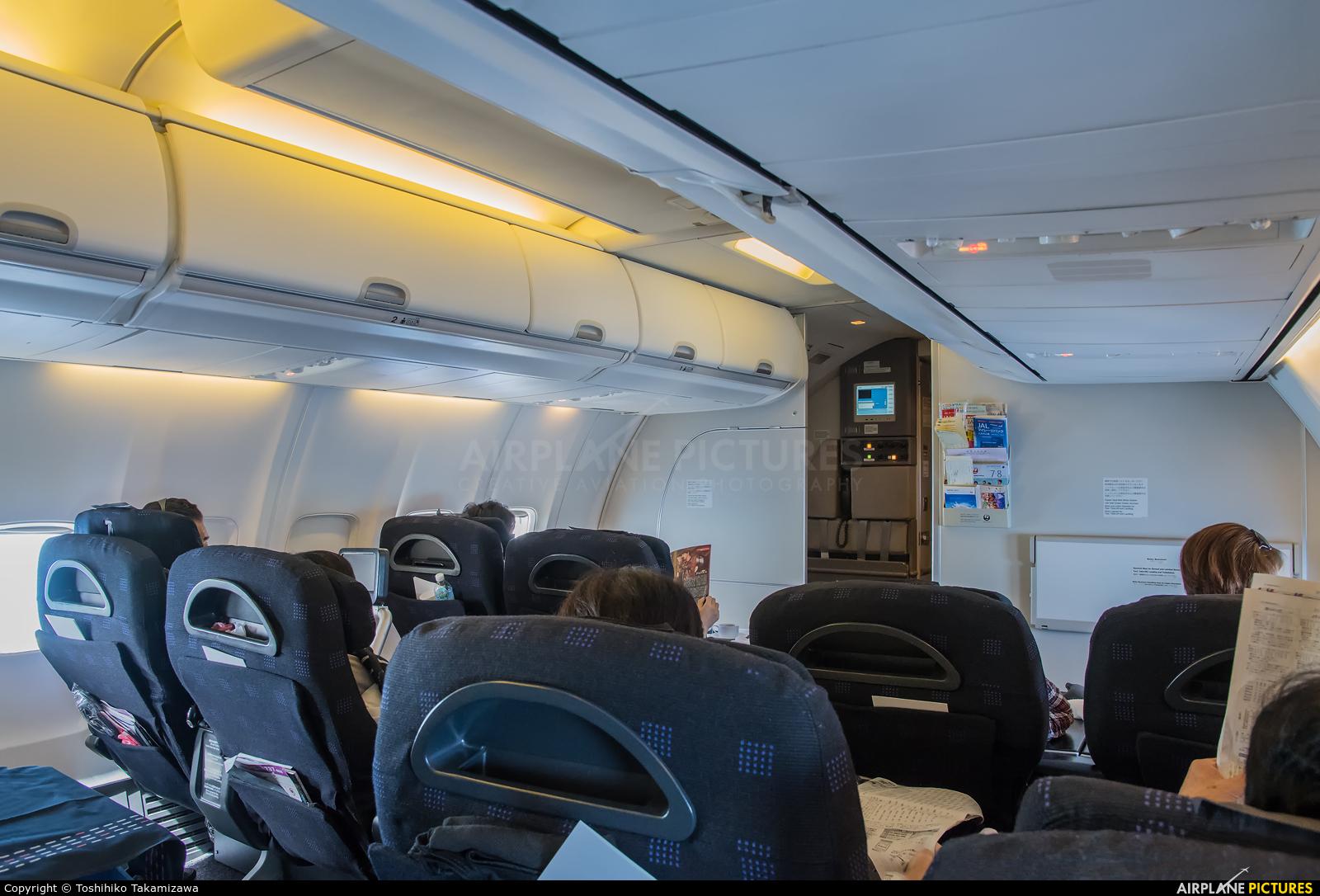 JAL - Japan Airlines JA312J aircraft at In Flight - International