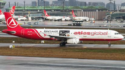 TC-ETN - Atlasglobal Airbus A321