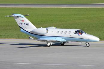OE-FGC - FlyTyrol Cessna 525 CitationJet M2