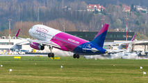 G-WUKE - Wizz Air UK Airbus A320 aircraft