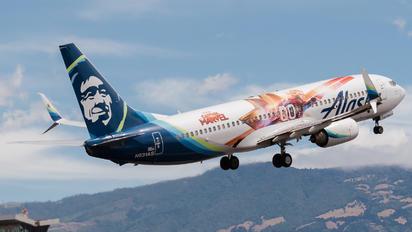 N531AS - Alaska Airlines Boeing 737-800