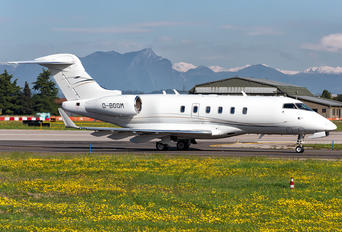 D-BOOM - Private Bombardier BD-100 Challenger 300 series