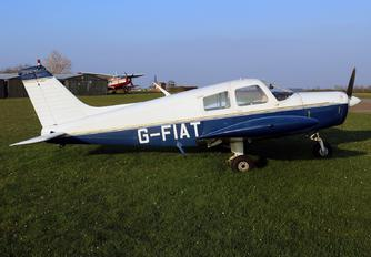G-FIAT - Private Piper PA-28 Cruiser