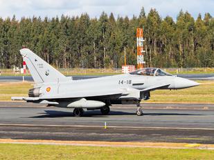 C.16-59 - Spain - Air Force Eurofighter Typhoon