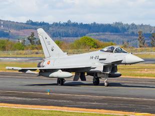 C.16-61 - Spain - Air Force Eurofighter Typhoon