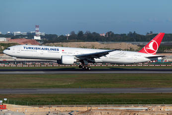 TC-JJY - Turkish Airlines Boeing 777-300ER