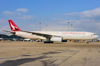 B-HYB - Cathay Dragon Airbus A330-300