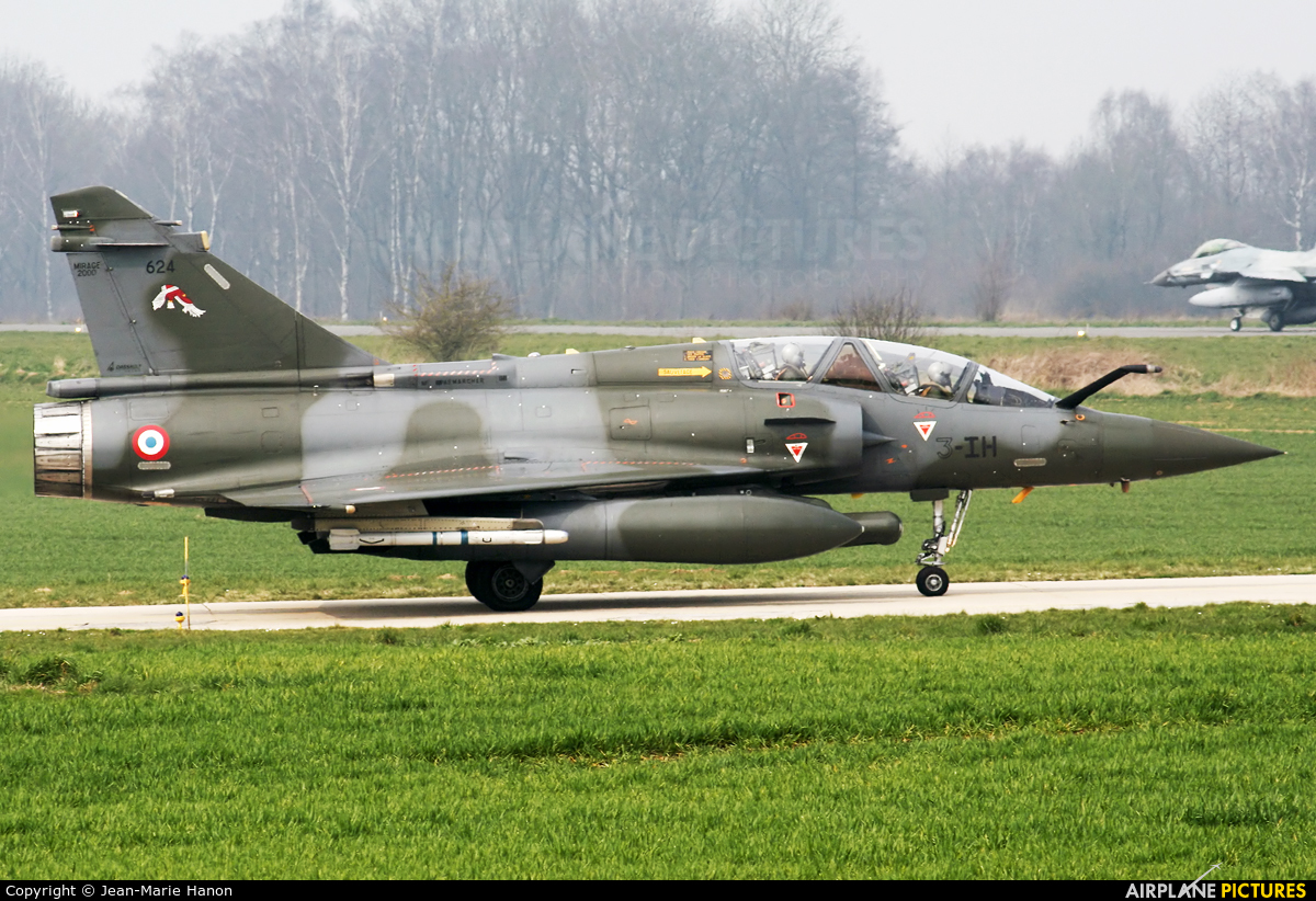 France - Air Force 624 aircraft at Florennes