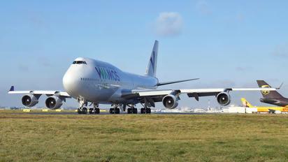 EC-KXN - Wamos Air Boeing 747-400