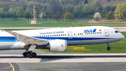 JA891A - ANA - All Nippon Airways Boeing 787-9 Dreamliner