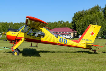 RA-2629G - Private PZL 104 Wilga 35A