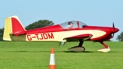 G-TJDM - Private Vans RV-6A
